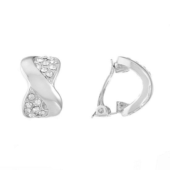 Gloria Vanderbilt Hoop Earrings