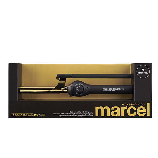 """Paul Mitchell Appliances .75"""" Express Gold Marcel 3/4 Inch Curling Iron"""
