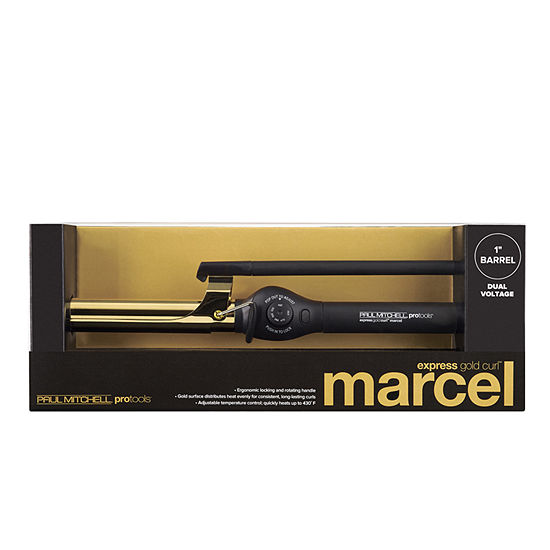 "Paul Mitchell Appliances 1"" Express Gold Marcel 1 Inch Curling Iron"