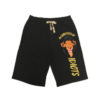 Disney Spring 18 The Lion King Knit Pajama Shorts
