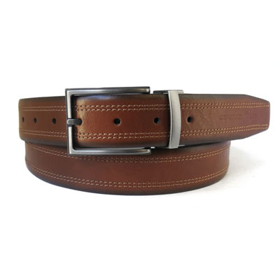Geoffrey Beene Men's Reversible Belt - Big & Tall