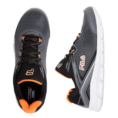 Fila Memory Vernato Mens Running Shoes Lace-up
