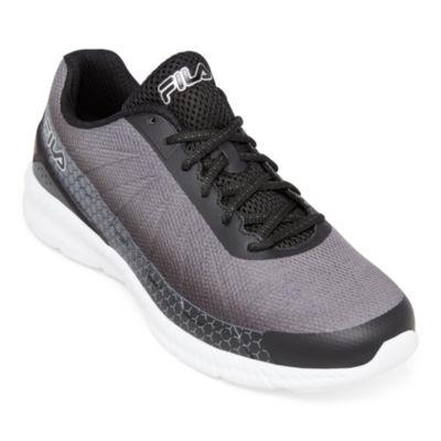 Fila Memory Decimal Mens Running Shoes Lace-up
