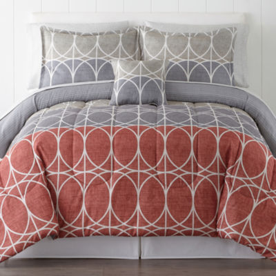 Home Expressions Henderson Complete Bedding Set with Sheets