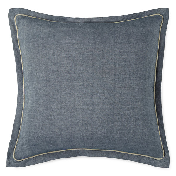 JCPenney Home Regatta Euro Pillow