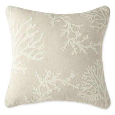 JCPenney Home Regatta Square Throw Pillow
