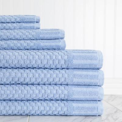 American Dawn Milo Hotel Luxe 8-pc. Bath Towel Set