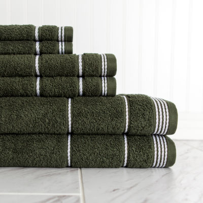 American Dawn Highgate 6-pc. Bath Towel Set
