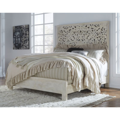 Signature Design by Ashley® Santorini Panel Bed