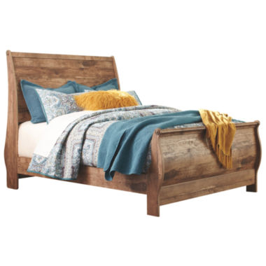 Signature Design by Ashley® Bartlett Sleigh Bed