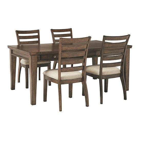 Signature Design by Ashley® Prestonwood 5-Piece Dining Set