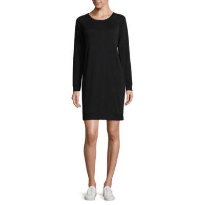 Xersion Long Sleeve Sweater Dress