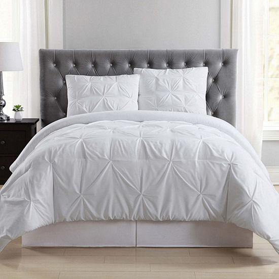 Truly Soft Everyday Pleated Duvet Cover Set