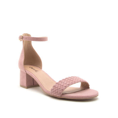 Qupid Womens Katz 72 Heeled Sandals