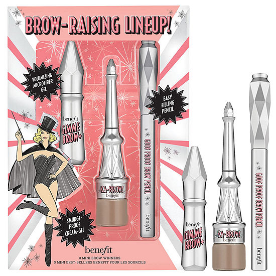Benefit Cosmetics Brow Raising Lineup! Mini Brow Trio Set
