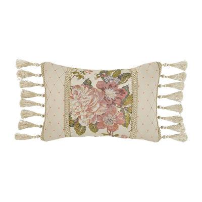Croscill Classics Carlotta 12x18 Boudoir Throw Pillow