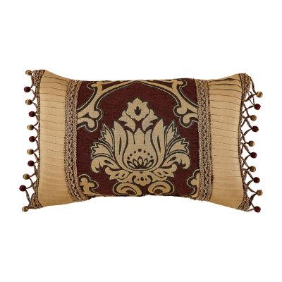 Croscill Classics Gianna 12x18 Boudoir Throw Pillow