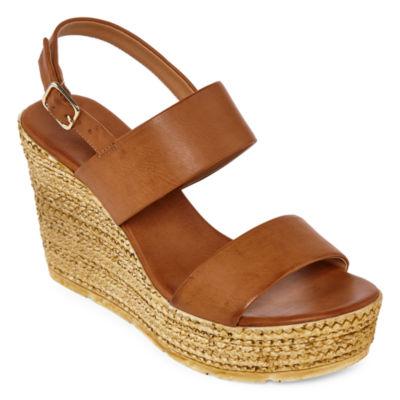 Zigi Soho Womens Adalee Wedge Sandals