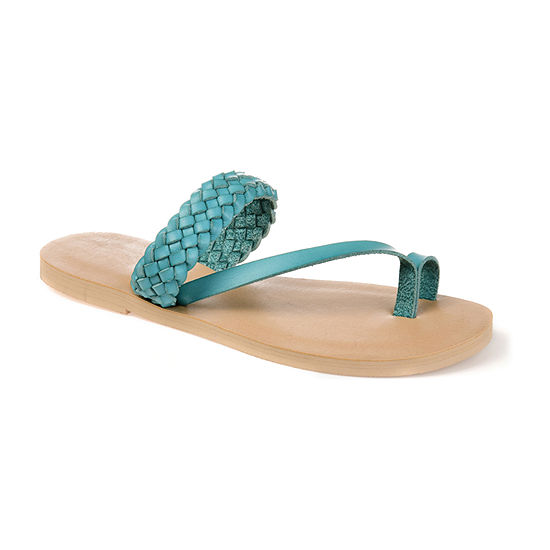 Journee Collection Womens Jc Iriss Flip Flops