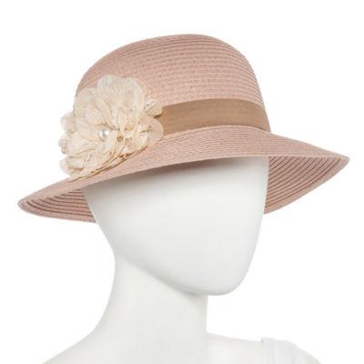 Mixit Lace Flower Cloche Hat