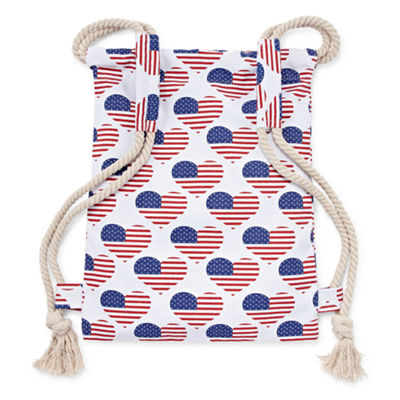 Mixit Americana City Sack Tote Bag