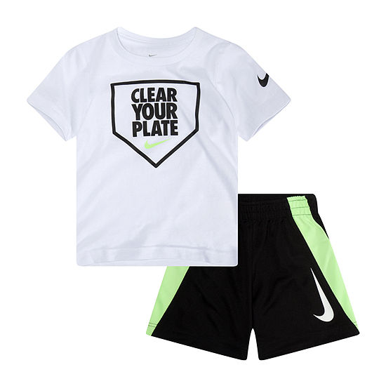 Nike Boys 2-pc. Short Set Toddler
