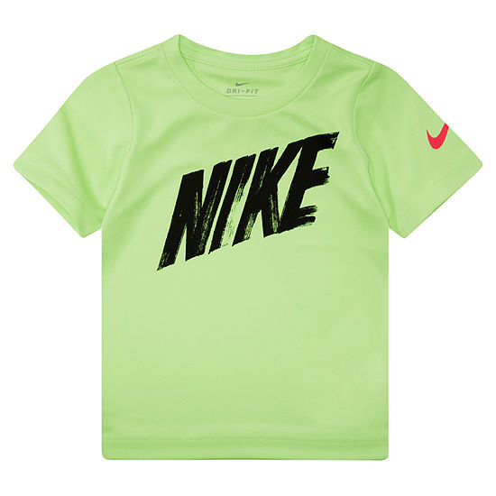 43b74e5ba Nike Boys Crew Neck Short Sleeve Graphic T-Shirt-Toddler - JCPenney