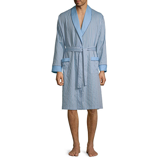 Stafford Sateen Robe - Men's