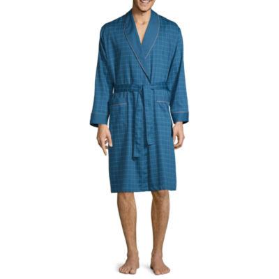 Stafford Sateen Robe - Men's