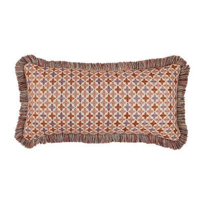 Croscill Classics Lauryn 12x24 Boudoir Throw Pillow
