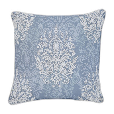 Croscill Classics Zoelle 18x18 Square Throw Pillow