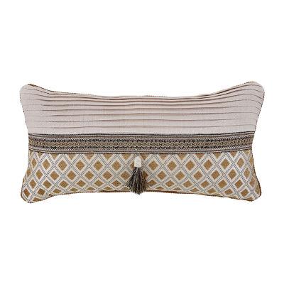 Croscill Classics Philomena 11x22 Boudoir Throw Pillow