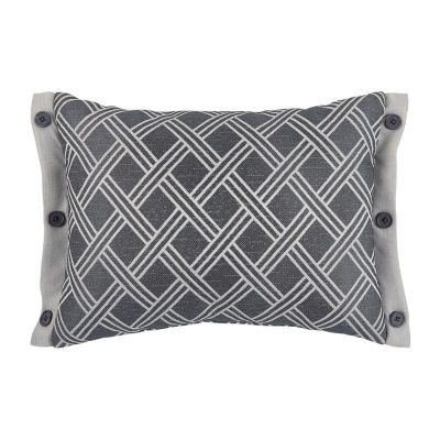 Croscill Classics Remi 13x19 Boudoir Throw Pillow
