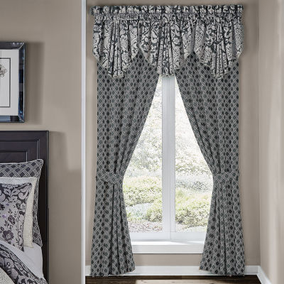 Croscill Classics Remi Rod-Pocket Curtain Panels