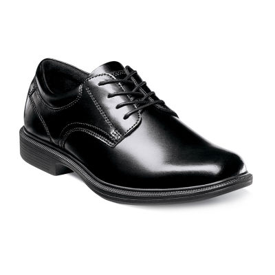 Nunn Bush Mens Baker Oxford Shoes Lace-up