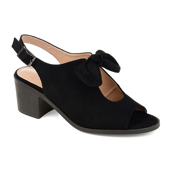 Journee Collection Womens Katone Ankle Strap Flat Sandals