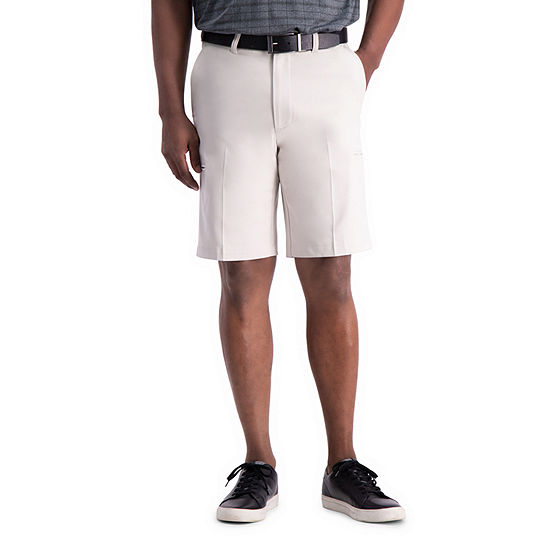 Haggar® Cool 18® Pro Utility Classic Fit Flat Front Short