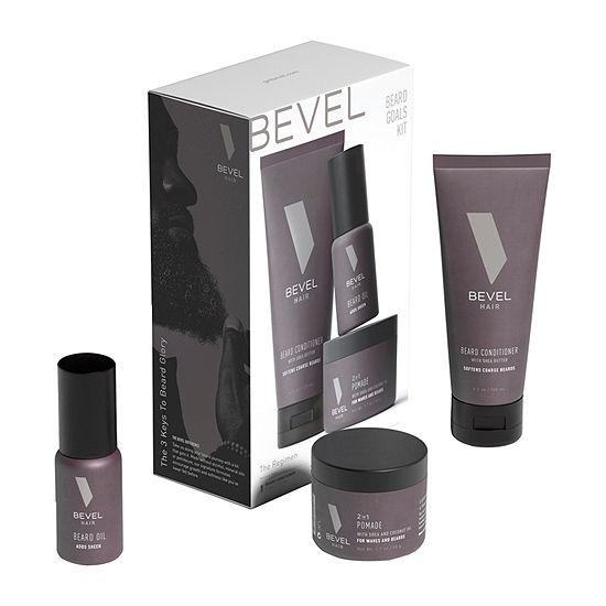 Bevel Beard Goals Beard Kit