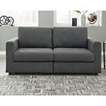 Signature Design by Ashley® Candela 2-Piece Sofa Sectional