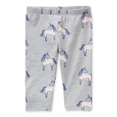Okie Dokie Capri Toddler Girls Capri Leggings