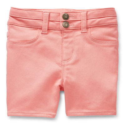 Okie Dokie Little Girls Midi Short