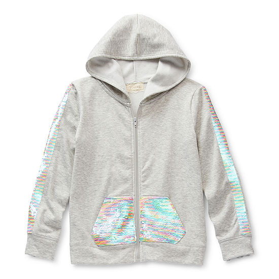 Btween Little & Big Girls Hoodie