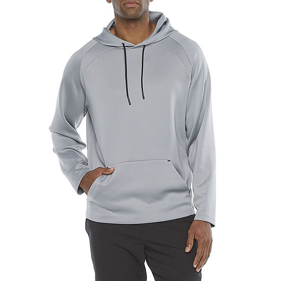 Xersion Spacer Mens Hooded Neck Long Sleeve Hoodie