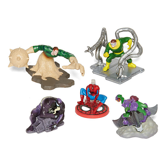 Disney Collection 5-Pc.Spiderman Playset