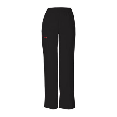 Dickies® 8616 Womens Pull-On Scrub Pants–Tall