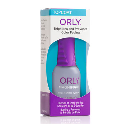 ORLY® Magnifique Topcoat- .6 oz.