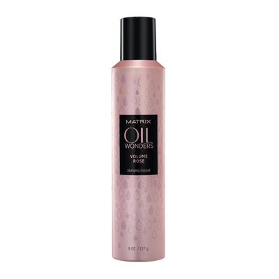 Matrix® Oil Wonders Volume Rose Plumping Mousse - 8.3 oz.