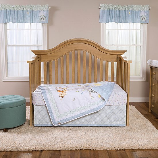Trend Lab® Forest Tales 6-Pc. Crib Bedding Set