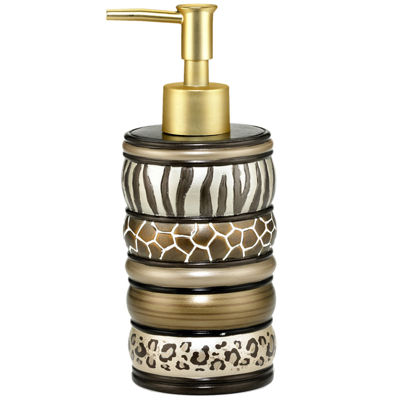Safari Stripes Soap Dispenser
