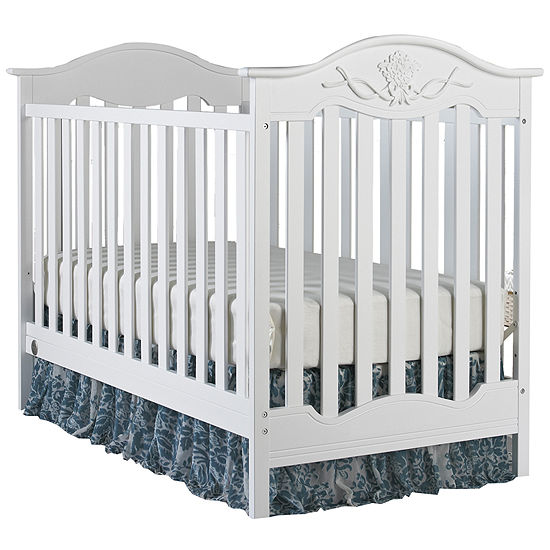 Fisher Price Charlotte Convertible Crib White Jcpenney